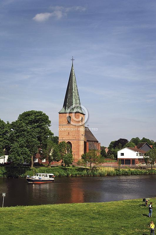 Kirche in Steinbild