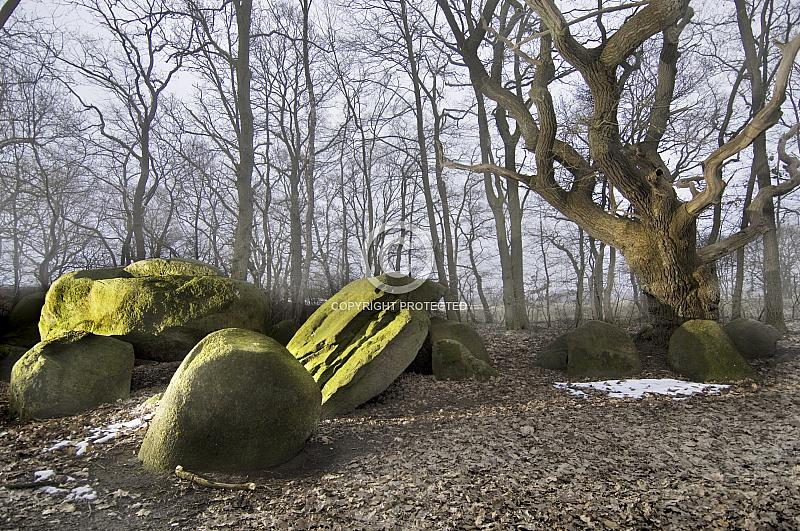 Hünengrab bei Stavern