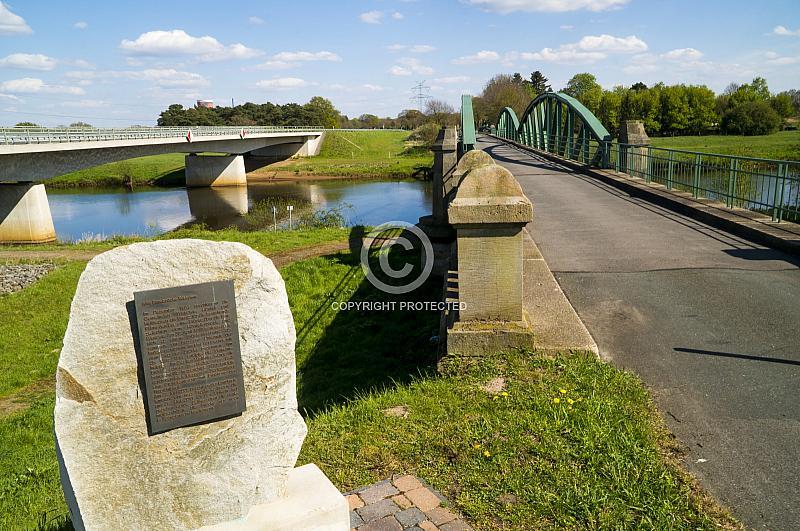 Emsbrücke Wesuwe