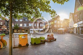 Marktplatz Meppener Innenstadt