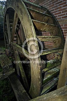 Wassermühle Bruneforth in Stavern