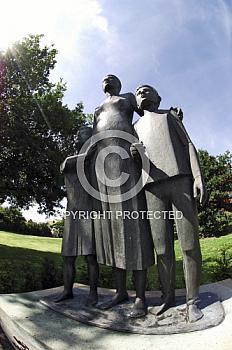 Denkmal für die auf See gebliebenen Schiffer von Haren