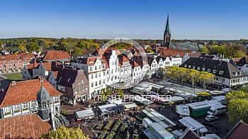 Lingener Innenstadt