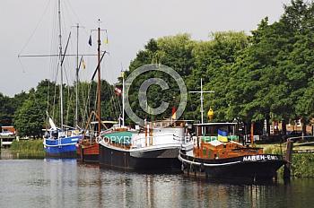 Schifffahrtsmuseum in Haren