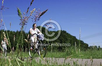 Radwandern im Emsland