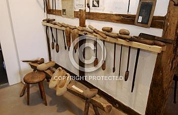 Handwerksmuseum im Heimathaus in Freren