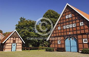 Heimathaus in Sögel