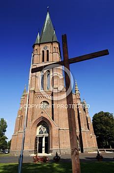 St. Antonius Kirche in Papenburg