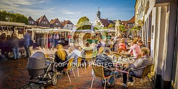 Cafe in Lingener Innenstadt