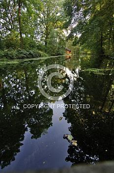Ems-Hase-Kanal in Meppen nahe der Koppelschleuse