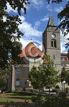 Kirche in Handrup