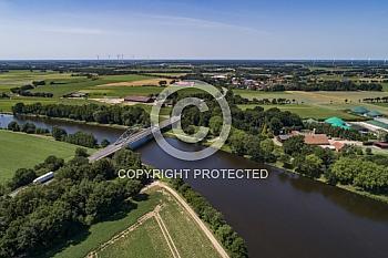 Brücke über Dortmund-Ems-Kanal