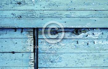 Monochrome Holzstruktur