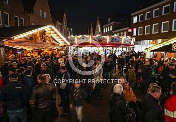 Weihnachtsmarkt Meppen 2018