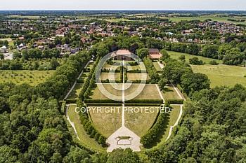 Luftaufnahme von Gut Altenkamp