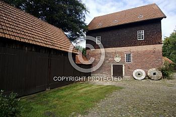 Historische Herrenmühle in Meppen