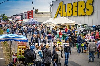 Herbstmarkt in Meppen-Nödike