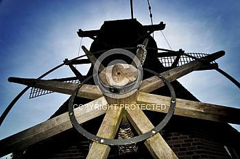 Detail von der Hilter Mühle