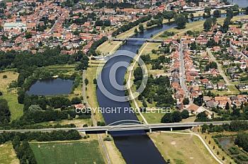 Emsbrücken in Haren